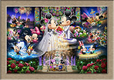 "Oil Painting HD Canvas Print/Home Decoration Mural Disney Mickey Mouse  16""x24"""