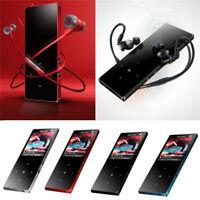 BENJIE K8 4GB Hifi MP3 MP4 Player Walkman Lossless Recorder FM Radio Video LCD