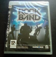 ROCKBAND : JEU Sony PLAYSTATION 3 PS3 (Rock Band NEUF envoi suivi)