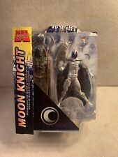 Moon Knight Collector Edition Action Figure Marvel Select Diamond Select Sealed