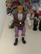 MOTUC, Prince Adam, figure, Masters of the Universe Classics He-Man, parts