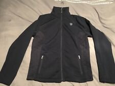 Ariat LUX Full Zip Top Size Large RRP 89.99