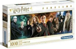 Puzzle Clementoni Panorama Harry Potter 1000 pezzi