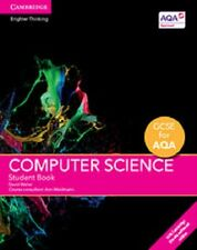GCSE Computer Science for AQA Student Book with Cambridge Elevate Enhanced Editi