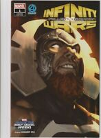 Infinity Wars: Fallen Guardian #1 NM- 9.2 FF Villains Variant; $4 Flat-Rate Ship