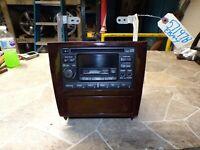 ☼1997-1998 NISSAN MAXIMA RADIO RECIEVER AM-FM-STEREO-CASSETTE-CD BOSE SYSTEM