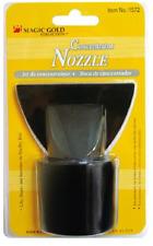 MAGIC GOLD - CONCENTRATOR NOZZLE (UNIVERSAL see description) BLACK, NEW