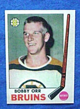 1969-70 O-Pee-Chee #24 Bobby Orr Boston Bruins Hockey Card REPRINT