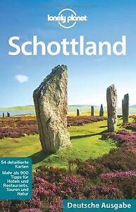 Lonely Planet Reiseführer Schottland (Lonely Planet Coun...   Buch   Zustand gut