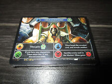 HERO REALMS Kickstarter Exclusive Promo Card Pack KS 35 Cards Sealed