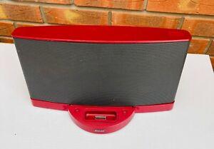 Bose SoundDock Series 2 Ipod Speaker Dock - Red (MAIN UNIT ONLY)