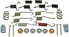 Drum Brake Hardware Kit Rear Dorman HW7281