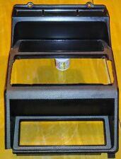 80 81 82 83 84 85 86 Ford F150 F250 F350 Bronco Gray Radio Dash Bezel Trim OEM
