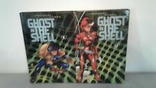 GHOST IN THE SHELL (MASAMUNE SHIROW) TOME 1 & 2  GLENAT