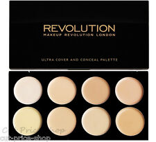 Makeup Revolution London COVER AND CONCEAL PALETTE CONTOURING Light