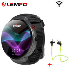 LEMFO LEM7 Orologio intelligente 4G WiFi 16GB GPS frequenza cardiaca Android iOS