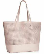 MACY'S TOTE shopper travel bag PINK NEW TAG