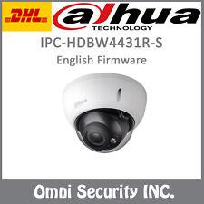 DaHua IPC-HDBW4431R-S full HD 1080P POE 4MP outdoor Dome CCTV IR 30M IP Camera