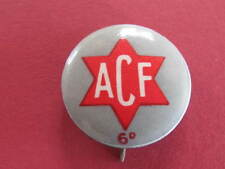 WW2 ACF Australian Comforts Fund Pinback Badge