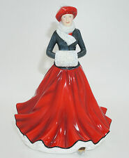 Royal Doulton Festive Skating 2014 Figurine of The Year HN5674 BRAND NEW