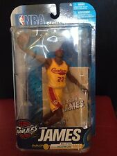 Lebron James Mcfarlane Series 17 Yellow Jersey available in USA
