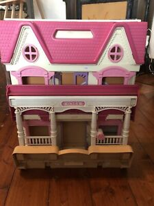 Vintage Fisher Price 1993 Doll House 6364