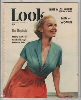 Look Magazine Crime In Los Angeles & The Baptists February 28, 1950 010720nonr