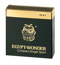 Egypt Wonder Compact Single Sport matt  Make-up  Spiegelbox  € 222,73/100g  #0