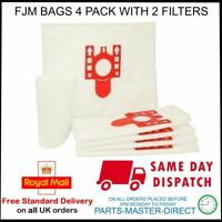 FITS MIELE VACUUM CLEANER HOOVER C2 C1 COMPACT COMPLETE FJM DUST BAGS & FILTERS