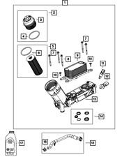 Genuine MOPAR Fluid Temperature Sensor 5149077AB