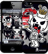 Hard Case GelaSkin- Tokidoki Royal Pridei for iphone 5