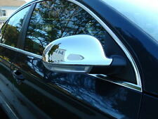 CHROME MIRROR MIRRORS CAPS FLAWLESS for VW Golf Jetta MK5 Passat B6