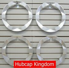 NEW 2004-2009 TOYOTA PRIUS Wheel Beauty Outer TRIM RING SET