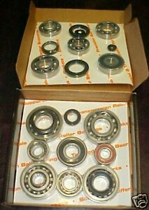 TK 220B Trans Kit  for Isuzu MSG-5F Transmissions  WITH SYNCRO RINGS