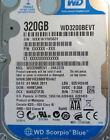 Western Digital WD3200BEVT-24A23T0 320gb Sata Laptop Drive
