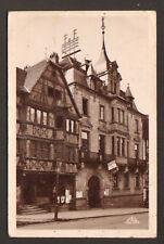 SAVERNE (67) MAIRIE & BUREAU DE POLICE , DRAPEAU 1870