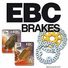 EBC SFA336 Front Disc Brake Pad Set for Yamaha MIO Sporty (113cc) 2005 2006 2007