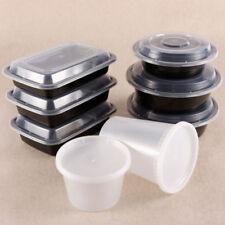 Contenitori di plastica da cucina senza marca per microonde