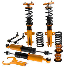Twin-Tube Damper Coilover Suspension Kits For Ford Mustang 2005-2014 Golden