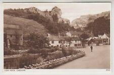Somerset postcard - Lion Rock, Cheddar