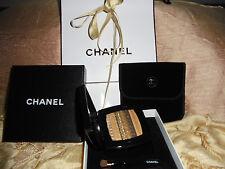 Chanel OMBRES LAMÉES DE CHANEL LIDSCHATTENPALETTE MIT 2 MINI-AUGENPINSELN
