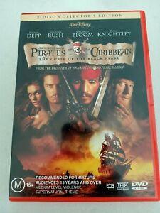 Pirates Of The Caribbean The Curse Of The Black Pearl Johnny Depp Kiera Knithley