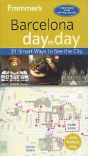 Frommer's Barcelona Day by Day (Spain) *FREE SHIPPING - NEW*