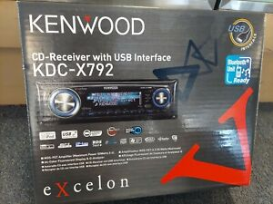 BRAND NEW IN THE BOX KENWOOD KDC-X792