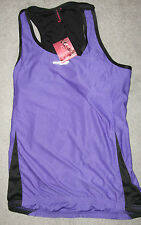Women's Sleeveless Cycling Casual T-Shirts and Tops