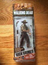 McFarlane Toys The Walking Dead TV Series: Rick Grimes Action Figure