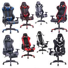 Racing chaise sport ergonomique Chaise de Gaming Chaise de Bureau réglable  f255