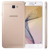 "SEALED NEW  SAMSUNG GALAXY J7 PRIME GOLD 5.5"" UNLOCK 32GB DUAL SIM 4G LTE 2017"