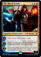 The Royal Scions x1 Magic the Gathering 1x Throne of Eldraine mtg card