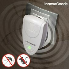 NEW LISTING Mini Ultrasonic Pest Repeller Mouse Mice Rat Spider Insects Ants